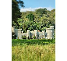 Caerhays Castle Photographic Print