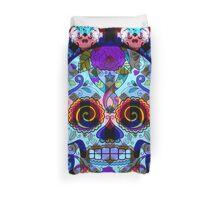 Sugar Skulls Duvet Cover