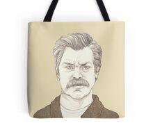 It's Ron Swanson Tote Bag