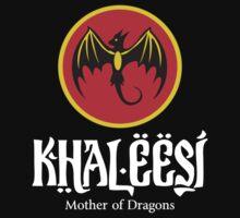 Khaleesi Rum (black) by teecollection