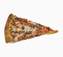 Meat Feast Pizza Slice Kids Tee