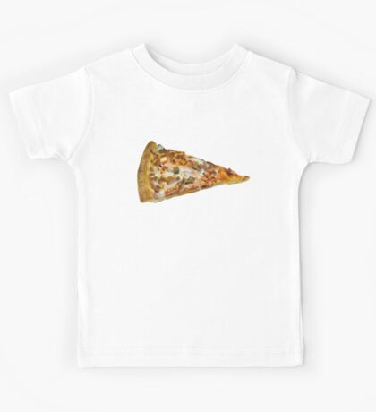 Meat Feast Pizza Slice Kids Tee