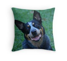 Loyalty and Devotion Throw Pillow