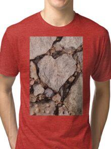 Puzzle Heart Tri-blend T-Shirt