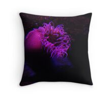 All aglow Throw Pillow
