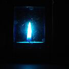 blue lantern by feeee
