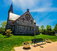 UMass Amherst Chapel  by ThisIsWeinberg