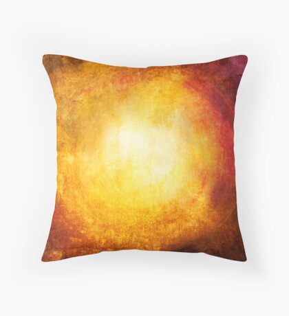 Window Of My Soul Throw Pillow
