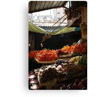 Fruit and Veges Canvas Print
