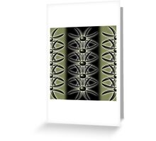 polarity Greeting Card