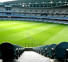 Etihad Stadium, Melbourne by lols