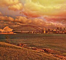 Sydney in Gold by vadim19