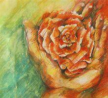 BE MY VALENTINE by GittiArt