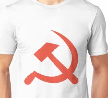 Soviet Union symbol Unisex T-Shirt