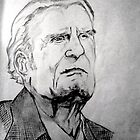 Billy Graham - Pencil Art by Sunil Joe Balu & Vijay Moses