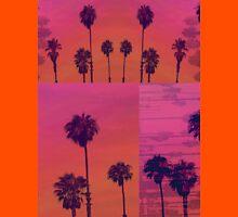 Santa Monica Palms Patch Unisex T-Shirt