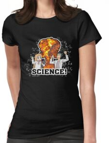 SCIENCE! II Womens Fitted T-Shirt