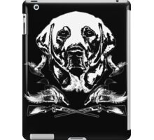 Duck hunter Lab iPad Case/Skin