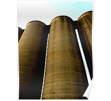 Grain Elevators 2 Poster