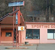 Americana • Orofino sporting goods store FOR RENT by PETER CULLEY