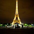 Tour Eiffel by SamHough
