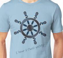 I have 2 yachts! Unisex T-Shirt