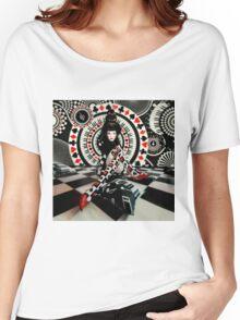 PLAYFUL Women's Relaxed Fit T-Shirt