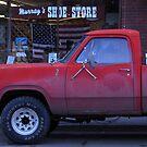 Americana • Murray's shoe store, Orofino Idaho by PETER CULLEY