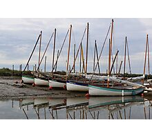 Blakeney Point Moaring Photographic Print