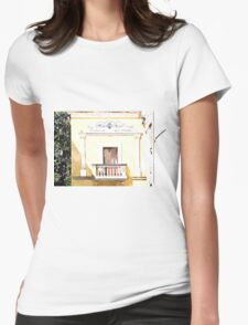 Hotel Sgroi Womens Fitted T-Shirt