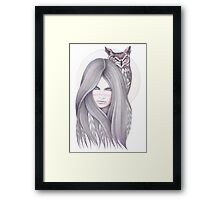 Moon Magick Framed Print