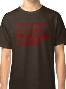 Hungry Photographer Classic T-Shirt