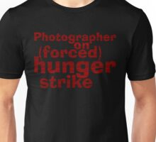 Hungry Photographer Unisex T-Shirt