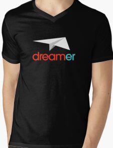 Dreamer Mens V-Neck T-Shirt