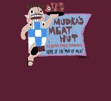 Mudka's Meat Hut Unisex T-Shirt