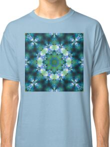 Crown Jewels in Moody Blue Classic T-Shirt