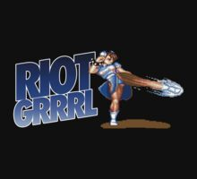 Riot grrrl by crunchyparadise