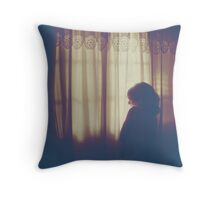 Warm Shine Throw Pillow