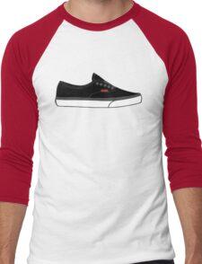 Skater Sneaker Men's Baseball ¾ T-Shirt