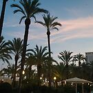 Alicante Sunset by Bradley Old