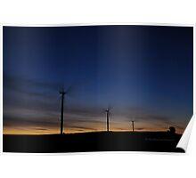 Windmill Power II Poster