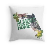 Almost Home - Tallahassee Throw Pillow