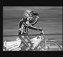 Freddie Lindgren speedway  by ejrphotography