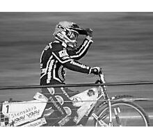 Freddie Lindgren speedway  Photographic Print