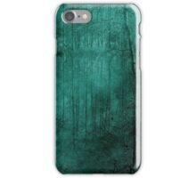 Cypress Bayou Abstract iPhone Case/Skin