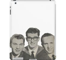 Buddy Holly, The Crickets iPad Case/Skin