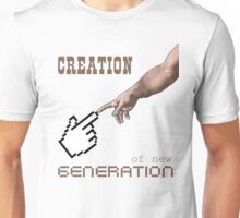 Creation... Unisex T-Shirt