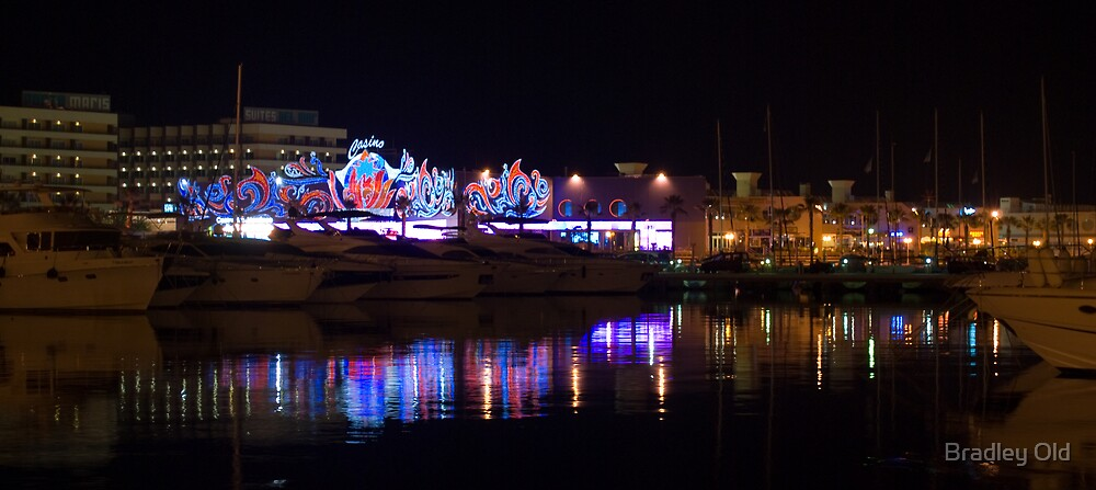 Casino Waters - Alicante by Bradley Old