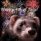 Happy 4th of July! by Glenna Walker