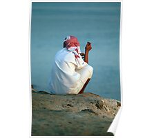 Arab in Abu Dhabi Poster